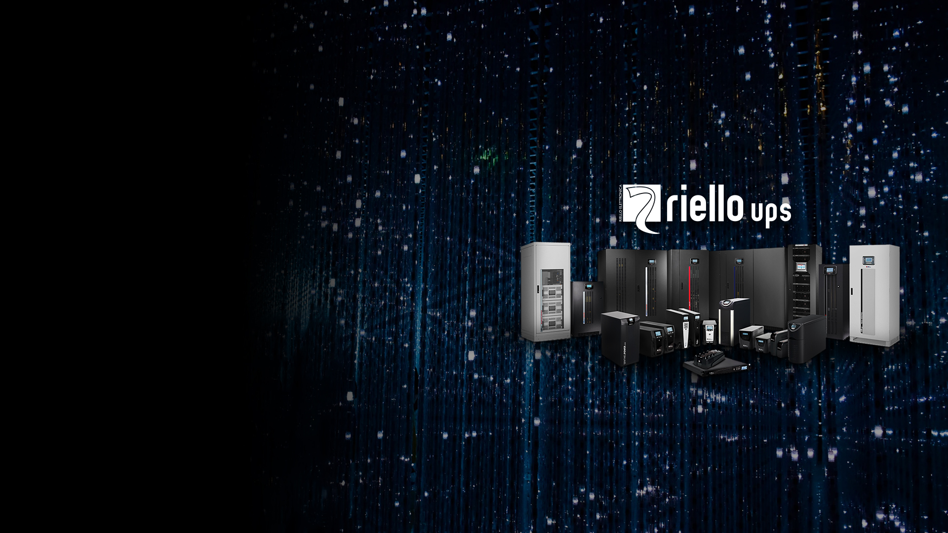 Official Distributor of Riello UPS